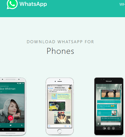 free whatsapp download and installation