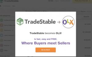 www.tradestable.com.ng now www.oxl.com.ng