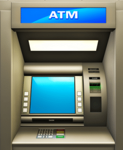 USES OF AUTOMATED TELLER MACHINE
