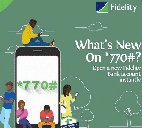 How to Transfer money from Fidelity bank to other Bank account