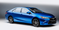 Credit: 2016 Toyota Camry Special Edition caranddriver photo
