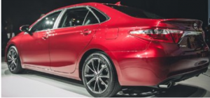 Toyota camry cars for sale in Nigeria