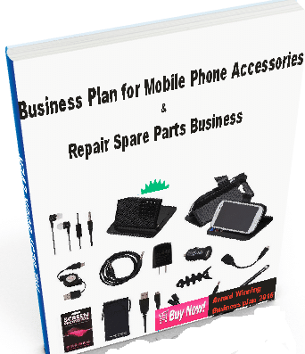Business plan for mobile phone Accessories Business