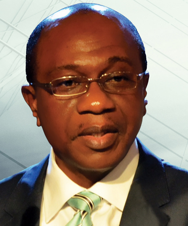 Governor of central bank of nigeria, Godwin Emefiele