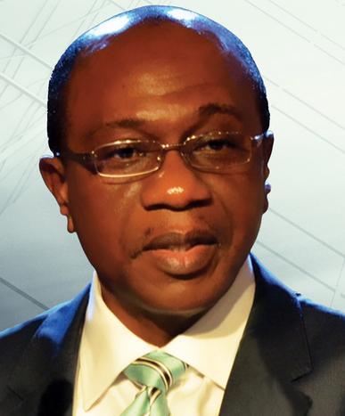 Governor of central bank of nigeria, Godwin Emefiele