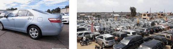 Cars for Sale in Nigeria and their prices