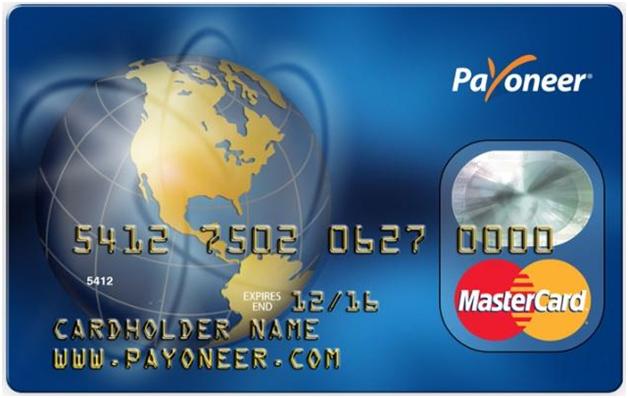 Funding Payoneer Account