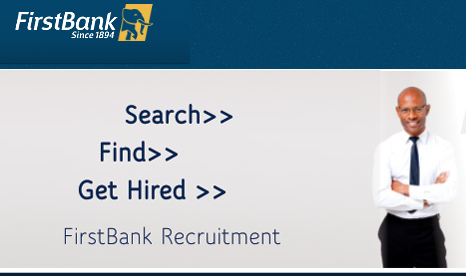 Firstbank of Nigeria Job Recruitment