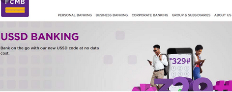How to Check your FCMB Account Balance