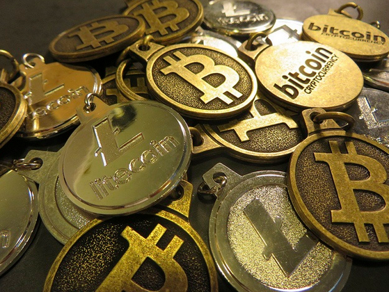 cryptocurrencies-bitcoin, Litecoin, Ethereum, Ripple, Dogecoin, Electroneun
