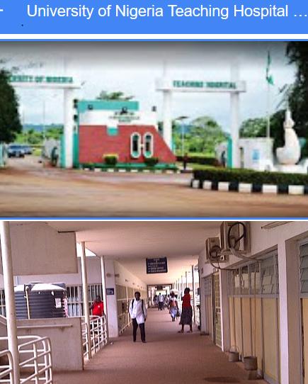 School of Nursing UNTH