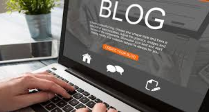 online money making through starting a blog