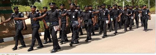 2018 Nigeria police academy admission