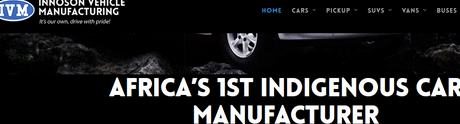 Innoson Vehicle Manufacturing Co Ltd