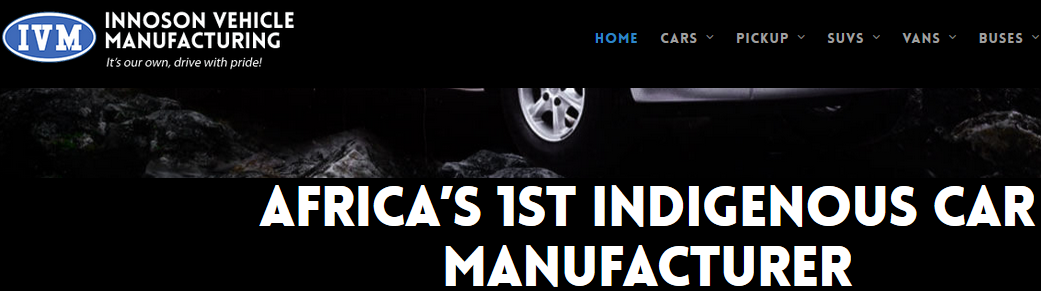 Innoson Vehicle Manufacturing Co Ltd Job Recruitment