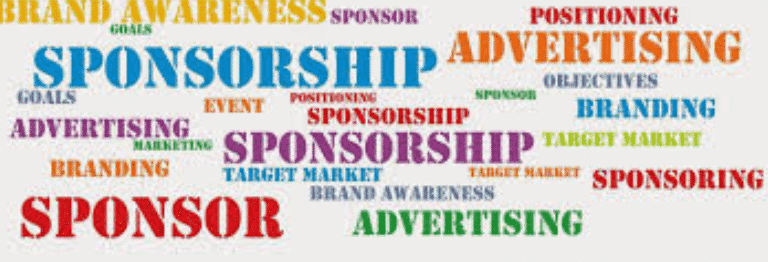 getting sponsorship in nigeria