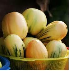 Nigerian Garden Egg