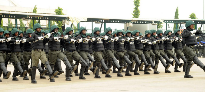 Nigeria Police New Salary Structure