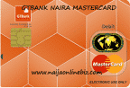 using GTBank Naira mastercard to fund Skrill account