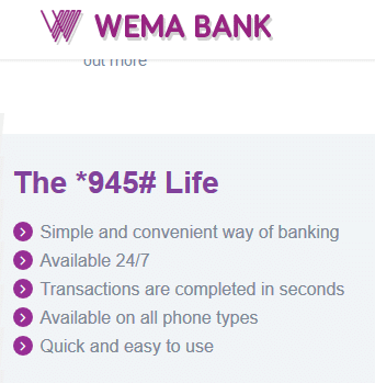 how to know or get your wema bank account number