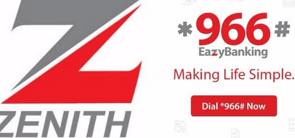 Check Zenith Bank Account Number