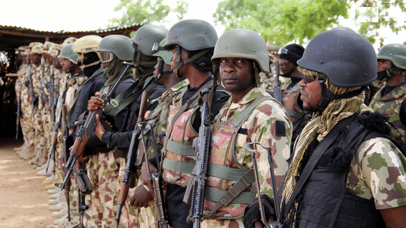 Nigerian Army DSSC and SSC Recruitment