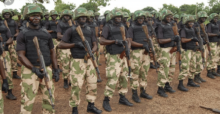 Nigerian Army Direct Short Service Commission , DSSC and Short Service Commission, SSC Recruitment 2019/2020