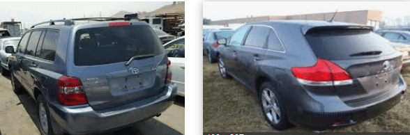Cheap Cars in Nigeria for Sale