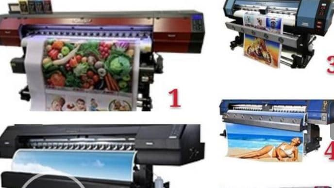 Printing Business and Equipment